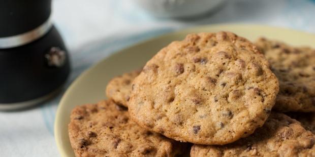 Cookies al riso soffiato