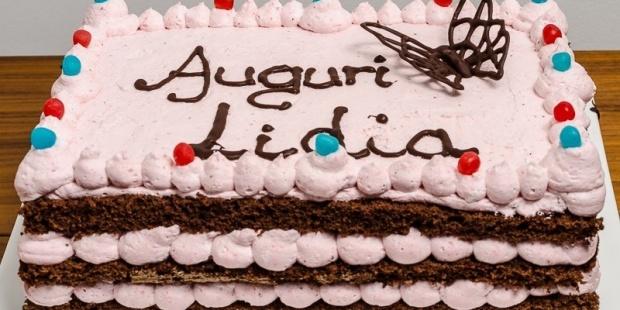 Torta Lidia