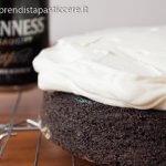 Guinnes chocolate cake