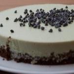 Torta fresca menta e marshmallow