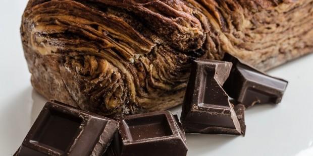 Brioche variegata cioccolato