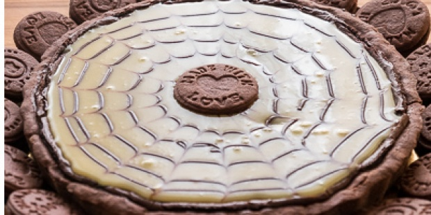 Torta mocaccina di Ernst Knam