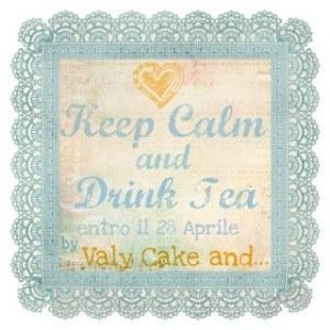 Keep Calm and drink Tea contest